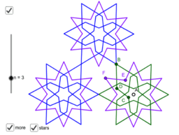 Ayyubid Star Generalized
