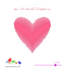 Happy Valentine animation
