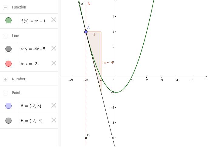 Quadratic Derivative Press Enter to start activity
