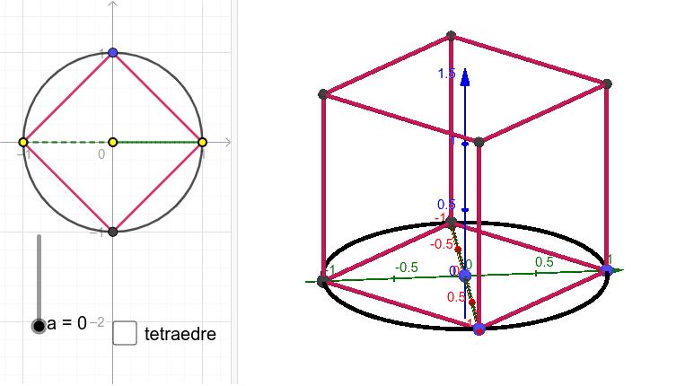 """Solide engendré par translation des ellipses. Tapez """"Entrée"""" pour démarrer l'activité"""