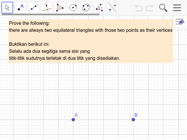 Prove it and write the proof! Press Enter to start activity