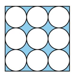 Applying Area of Circles: IM 7.3.9