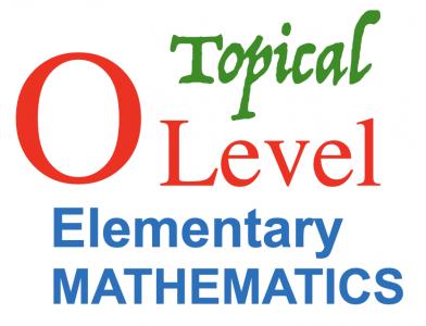 E Math O Level