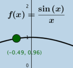 Important Trig Limits