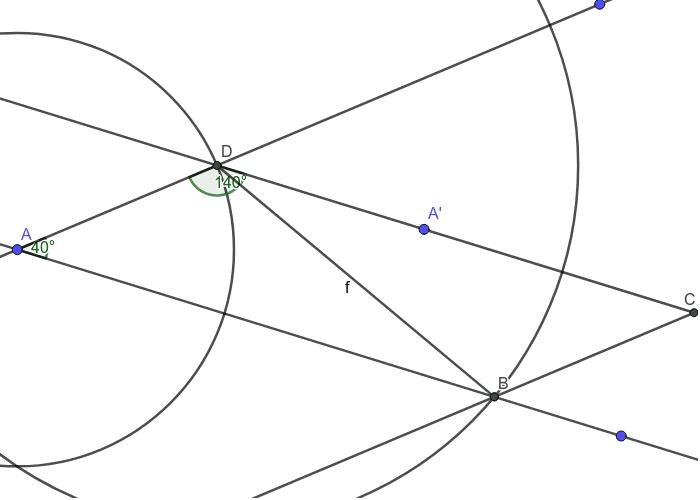 Konstruktion Rhomboid Nr. 4b Drücke die Eingabetaste um die Aktivität zu starten