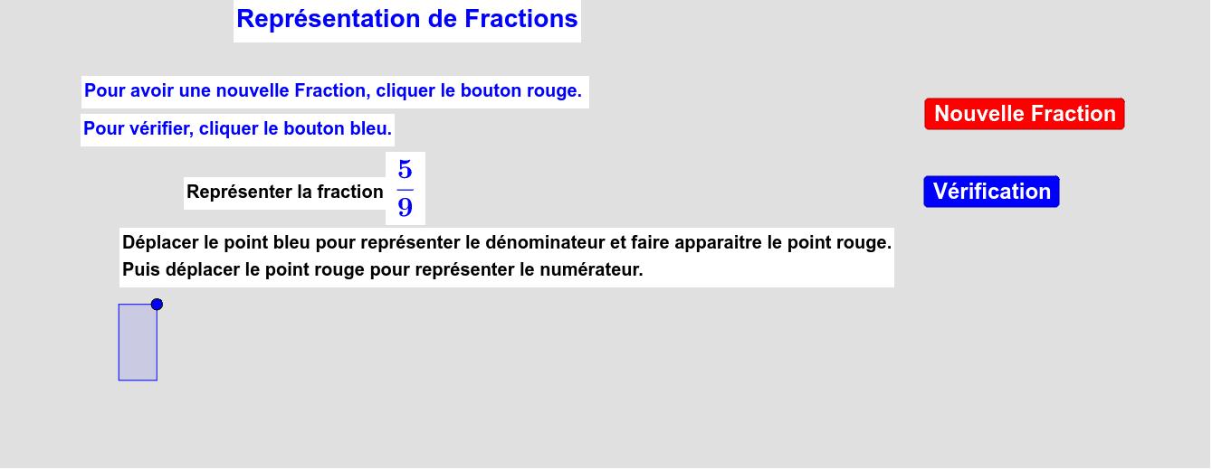 Représenter Une Fraction Press Enter to start activity