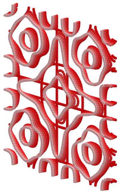 Chladni Figuren- 2 3 5, s=1, L=20   03