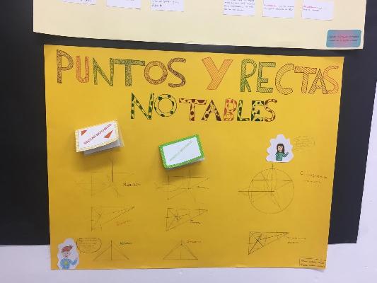 Creación de los alumnos de Marta Letona, en el IES San Fernando, de Badajoz.