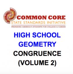 Geometry (Congruence) Volume 2
