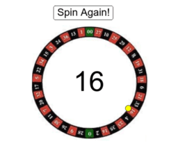 AQR Investigation 13.7: Spin the Wheel