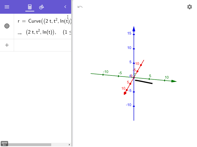 Question 2: Find arc length Press Enter to start activity