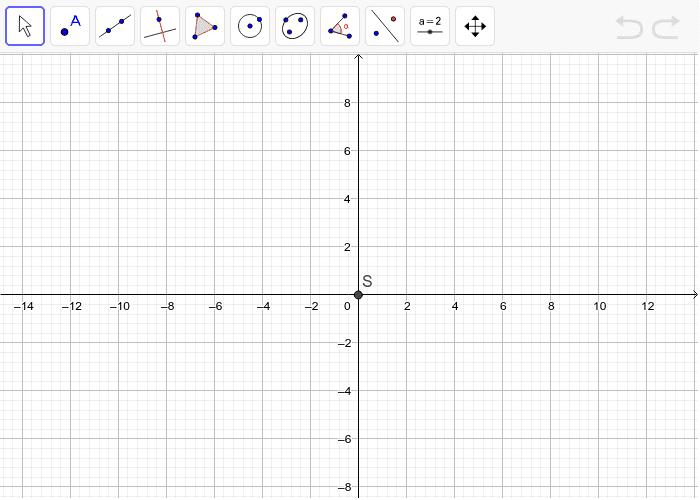 3. Zadaj si pravokutnik ABCD i napravi centralnu simetriju s obzirom na ishodište. Pritisnite Enter kako bi pokrenuli aktivnost