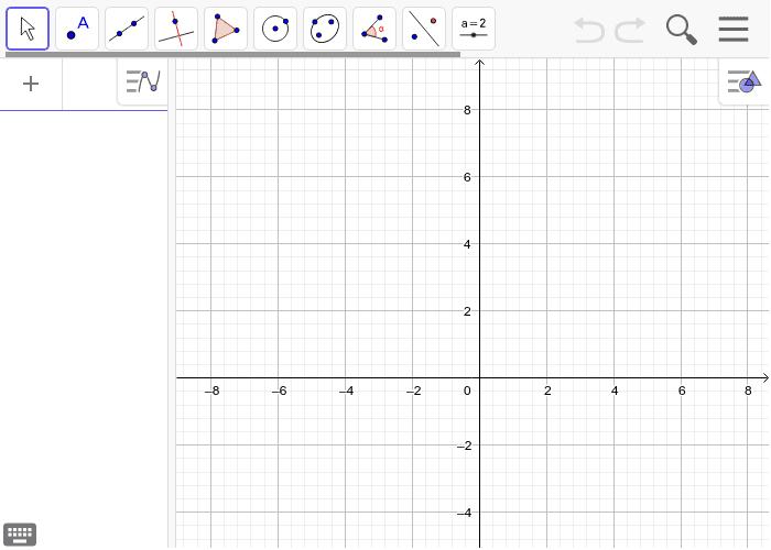 Ingrese la ecuación en la casilla de entrada y visualice el modelo gráfico. Presiona Intro para comenzar la actividad
