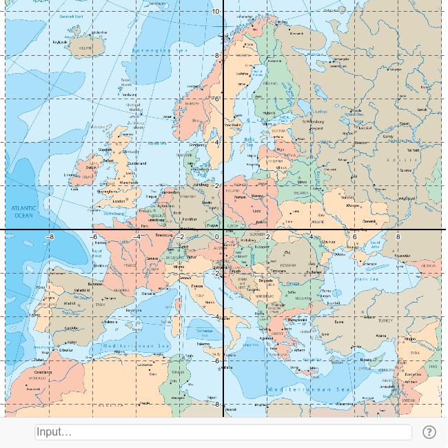 UE System Location Presiona Intro para comenzar la actividad