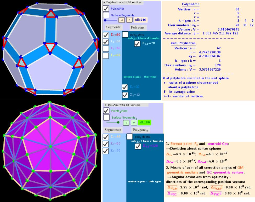 3. Properties of polyhedra