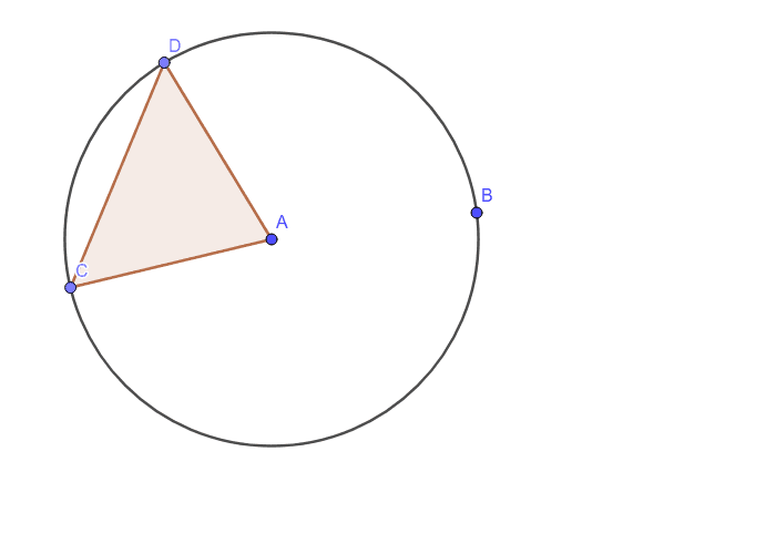 Triangle in a Circle Press Enter to start activity