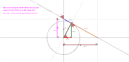 Trig Identities from Similar Right Triangles (II)