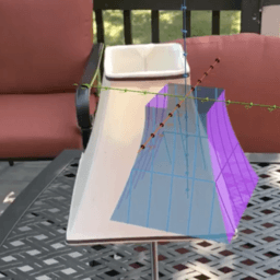 Lampshade 1 (AR Modeling Challenge)