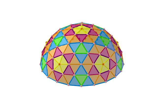 Cúpula Geodésica V4 Presiona Intro para comenzar la actividad