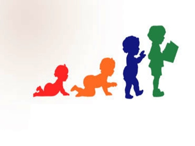 Crescita dei bambini