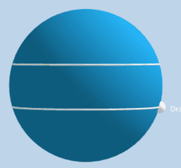 Cylinder Inscribed Inside Sphere