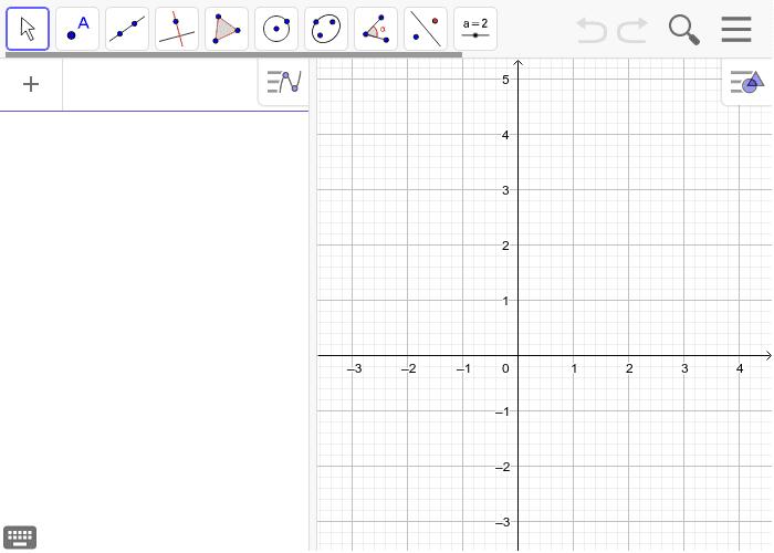 Graficar la función que modela la situación anterior usando geogebra Presiona Intro para comenzar la actividad