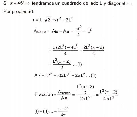 Resolução algébrica