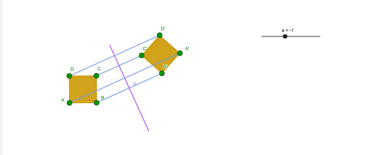 Simetría axial Presiona Intro para comenzar la actividad