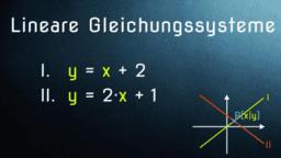 mb3+ LU19 Lineare Gleichungssysteme