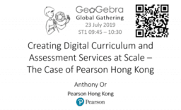 Creating Digital Curriculum and Assessment Services at Scale