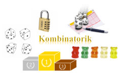 Kombinatorik - Unterrichtsplanung