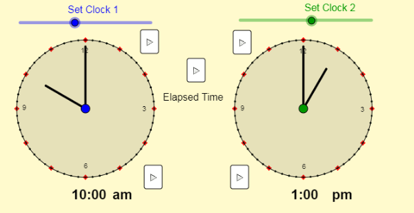 Elapsed Time by Duane Habecker