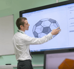 Putting the world of math in your hands