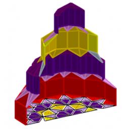 building muqarnas in GeoGebra