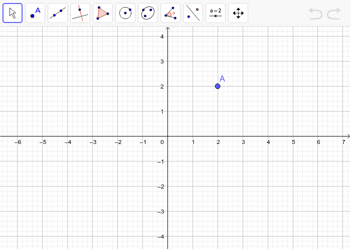 Points (Create Two more Points. Delete points A and B.) Press Enter to start activity