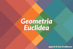appunti geometria di Asia Arcidiacono