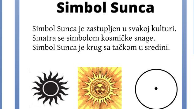 Krug kao simbol