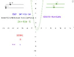 Factoring Trinomials Level 2