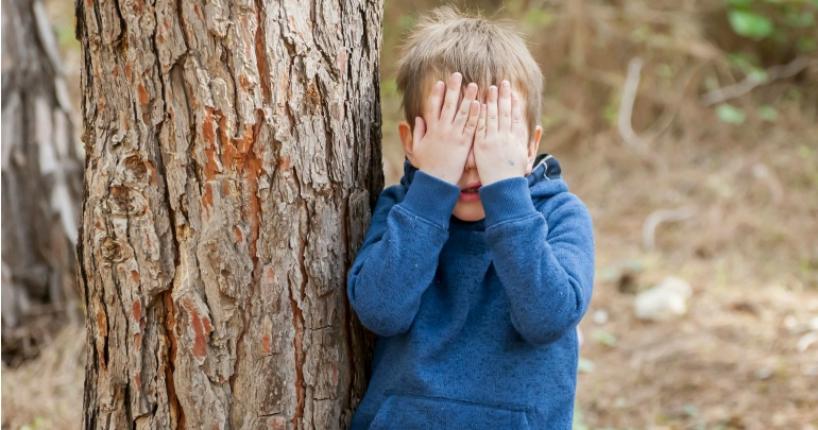Is it fun to play hide and seek?