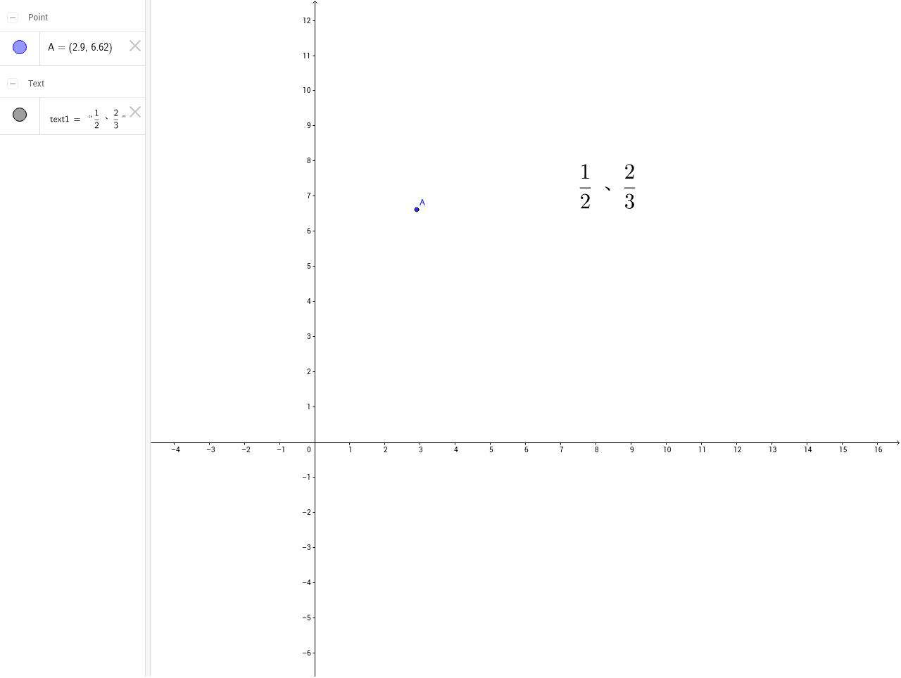 GeoGebra Applet 按 Enter 鍵開始活動