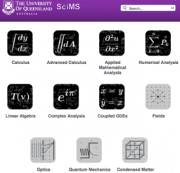 Science and Mathematics Simulations UQ