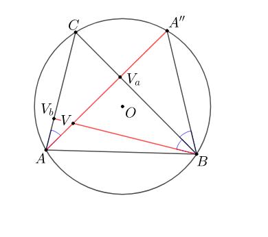 Obrázek 6.11: Čtyři podobné trojúhelníky  Zahajte aktivitu stisknutím klávesy Enter