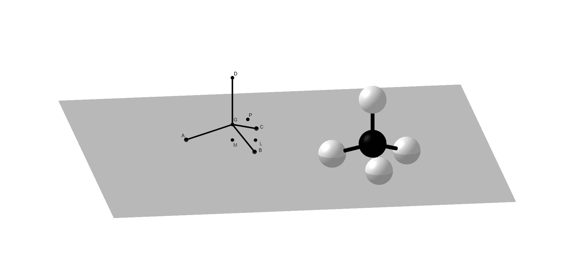 Molécula de Metano - CH4 - Jonas Barletta Press Enter to start activity
