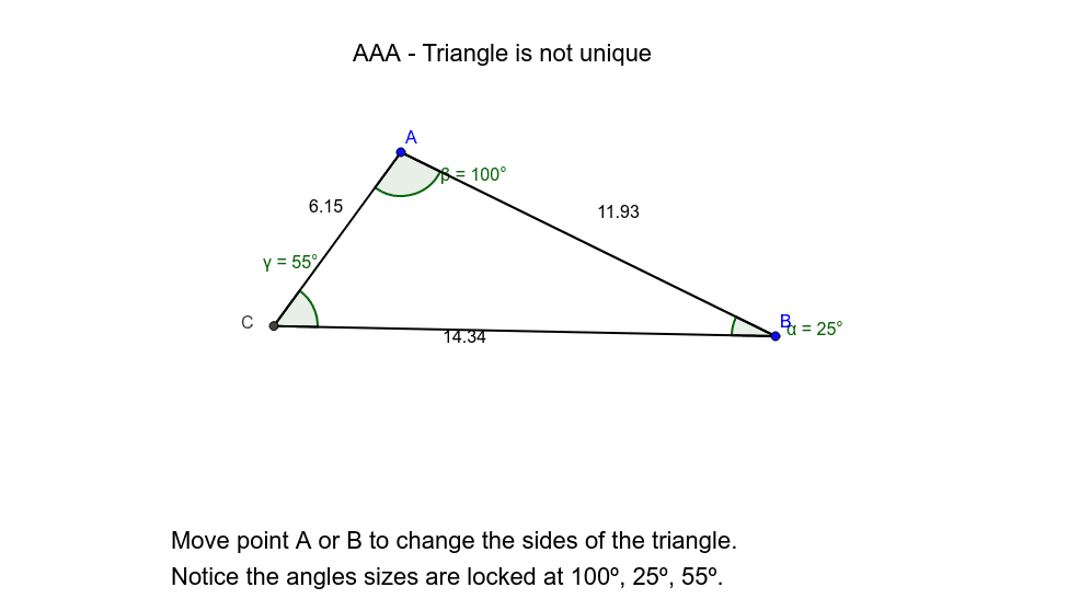Angle Angle Angle Press Enter to start activity