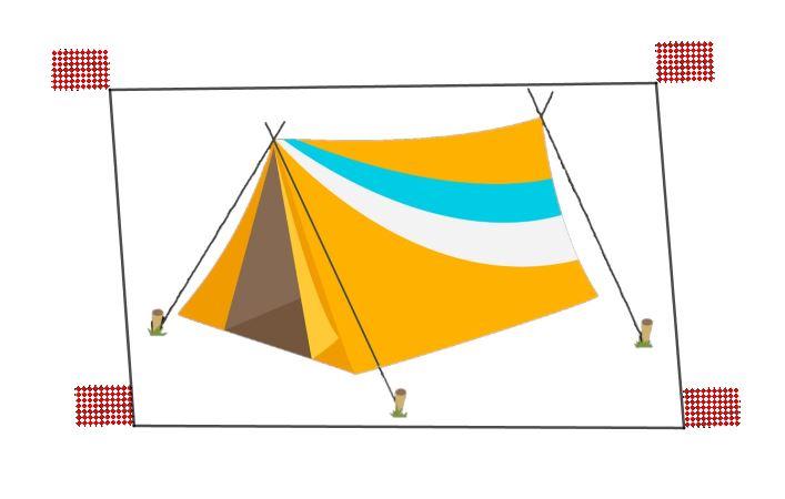Wie groß können die Seiten eines rechteckigen Platzes sein?