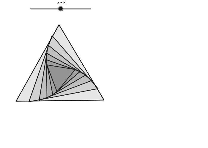 Sequência de Triângulos Press Enter to start activity