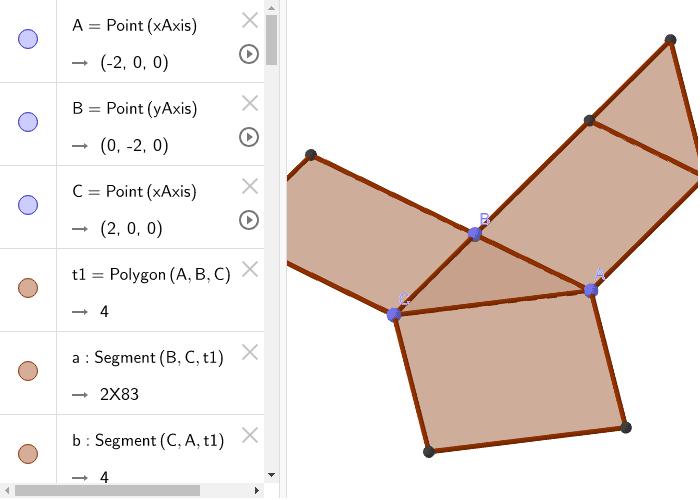 Triangular Prism Net Press Enter to start activity
