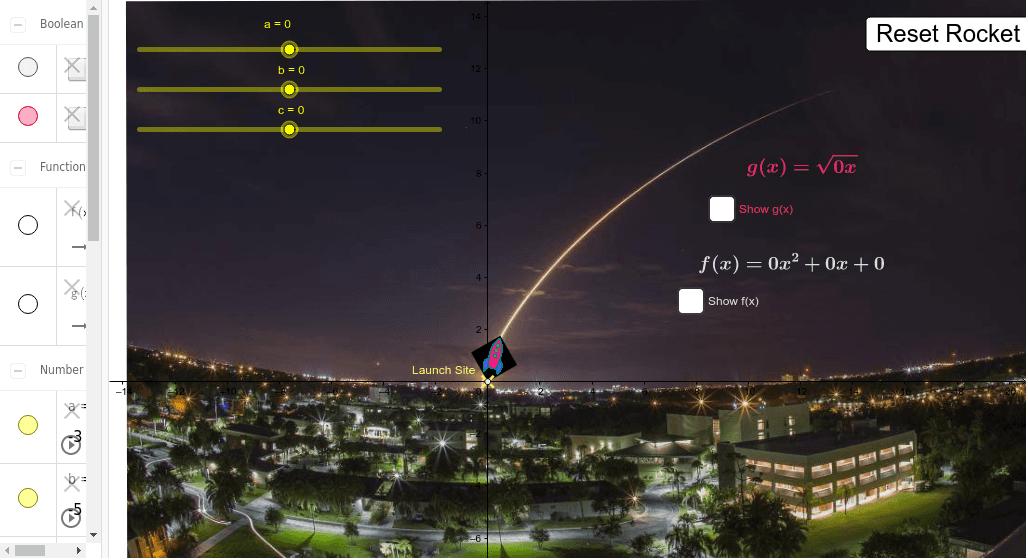 Atlas V Rocket Launch Press Enter to start activity
