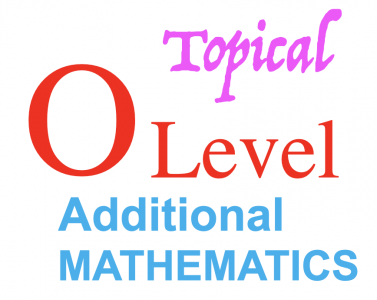 A Math O Level