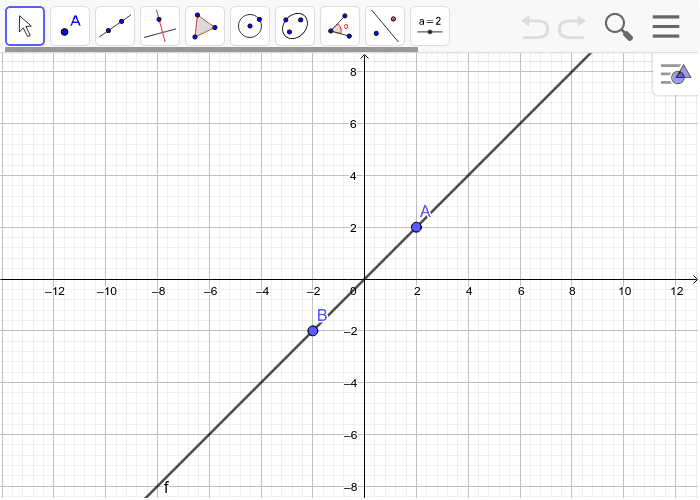 Solve the System of Equations by Graphing Press Enter to start activity